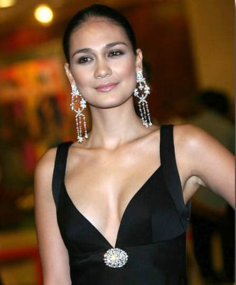 Luna Maya, a winning actress from Indonesia