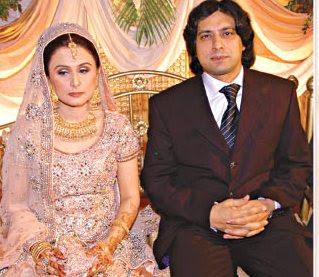 Ahmed Shehzad Wife