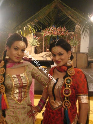 Sadia Imam Wedding http://www.showbizpakblog.com/2009/08/aliya-imam-wedding.html