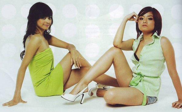 T2, Tika, Tiwi, Sexy Duet Singer