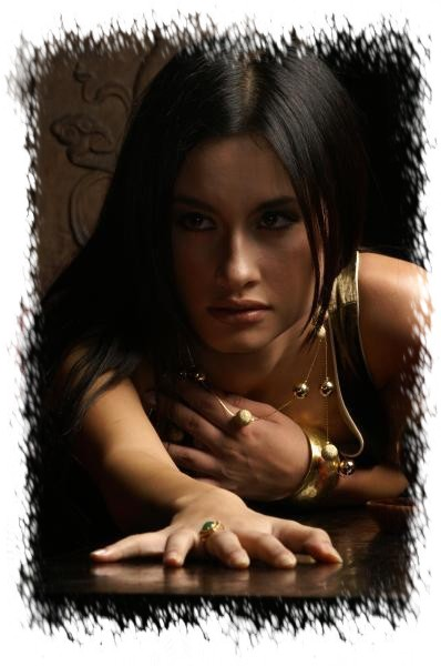 Rebecca, Model Seksi Indonesia