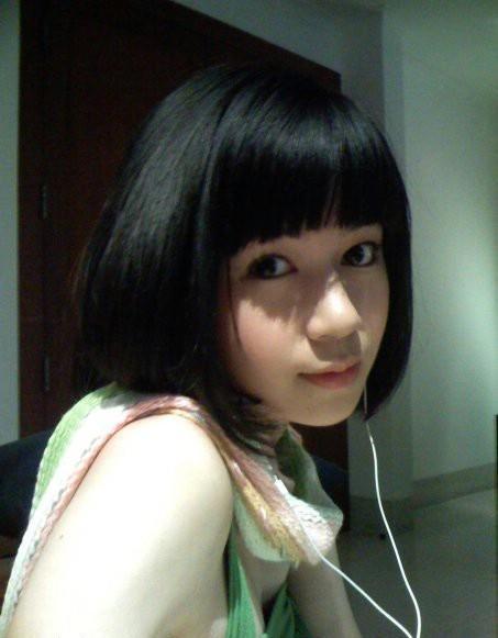 Laura Basuki, Sexy Oriental Girl