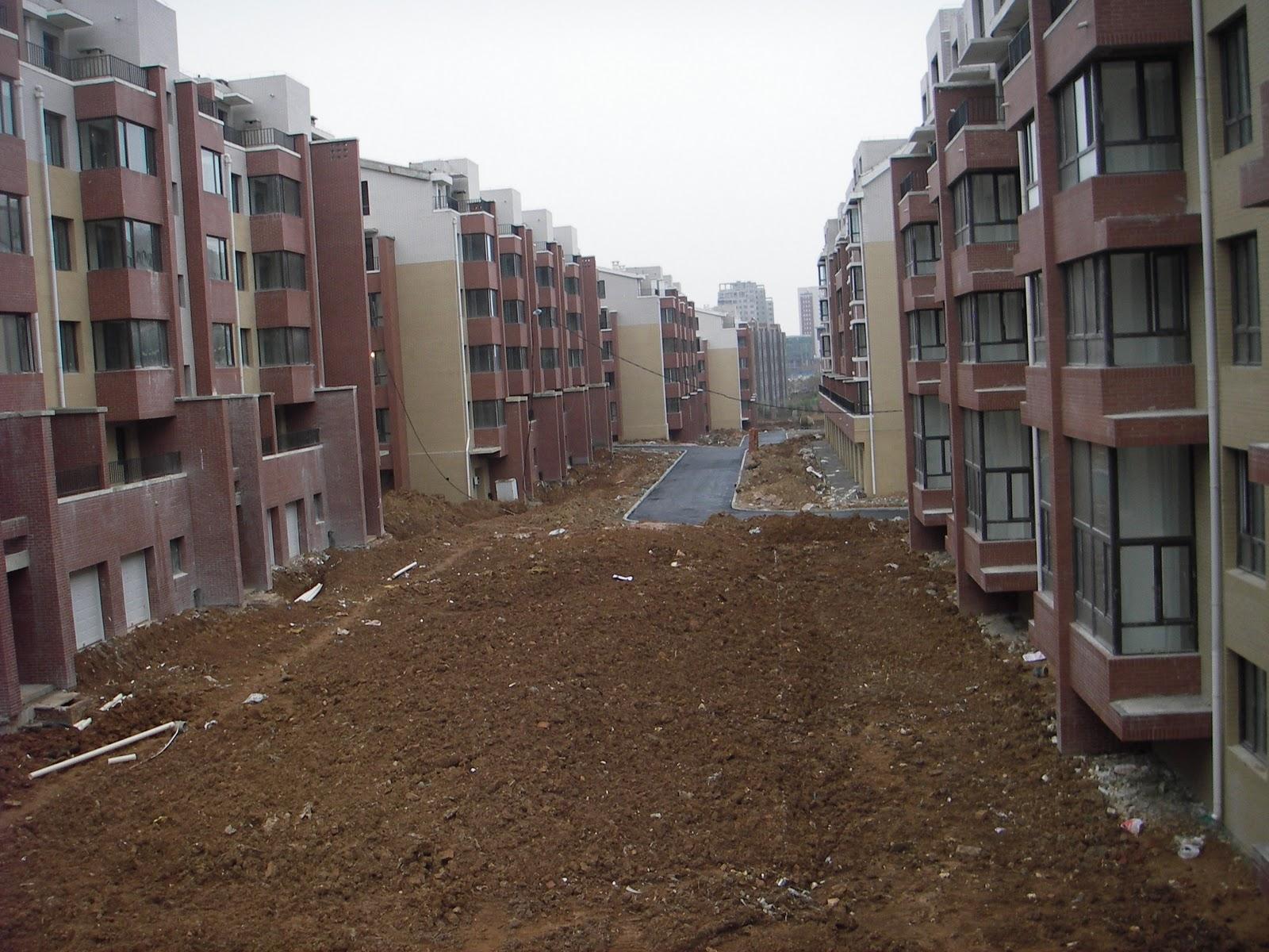 Shenyang Blog: Sunday Walk