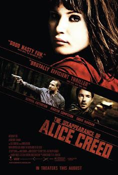 La desaparición de Alicia Creed Poster
