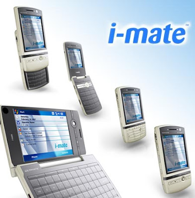 I-Mate Ultimate Series Hard Reset