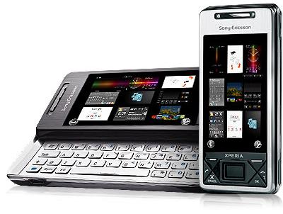 Sony Ericsson XPERIA X1 & X2 Flashfile Firmware