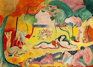 A alegria de viver, Henri Matisse 1906