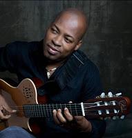 Lionel Loueke - guitarra - Benin (Africa)