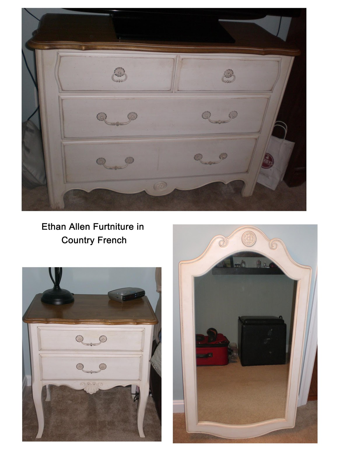 Ethan Allen Furniture ~ Falls design reader redesign craigslist throwaway