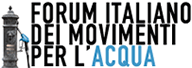 Sito del Forum Italiano dei Movimenti per L&#39;acqua