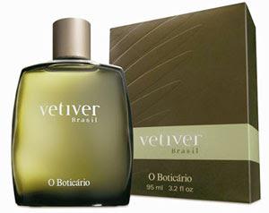 Perfume O Boticário Vetiver Brasil for men masculino Perfume da Rosa Negra Brasil Series