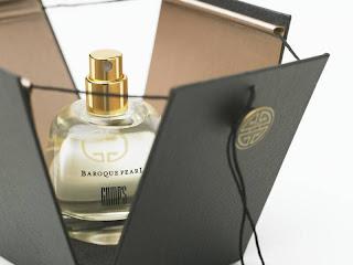 Perfume Review Gump's Baroque Pearl Perfume da Rosa Negra for Sniffapalooza Magazine