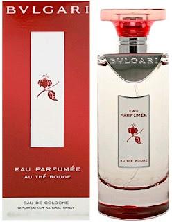 Perfume Bvlgari Au the Rouge Perfume da Rosa Negra