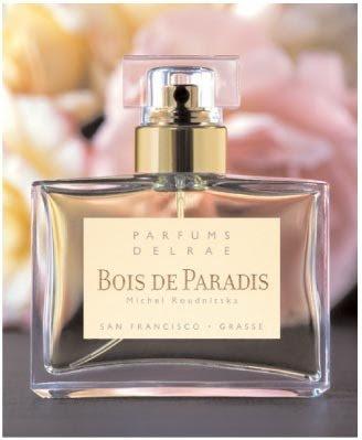 Perfume da Rosa Negra Perfume Review Bois de Paradis DelRae Roth by Michel Roudnitska