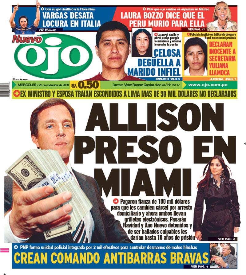 Diario por Diario: OJO - PERU