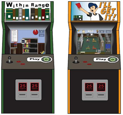 Within Range and I'll Get It — Games from Carnegie Mellon University Libraries