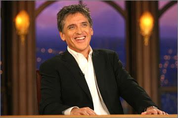 Craig Ferguson — The Late Late Show on CBS
