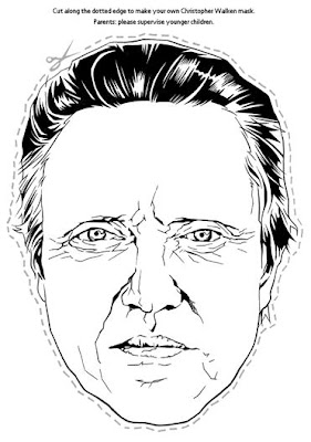Or, as I like to call him: Christopher 'Creepy Eyes' Walken