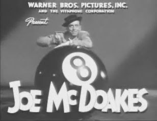 Joe McDoakes Title Card — From Wikipedia
