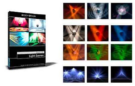 DOSCH 3D Light-Scenes