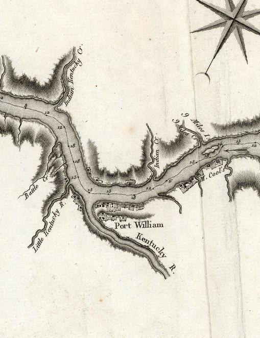 Collot&#39;s Map 1796