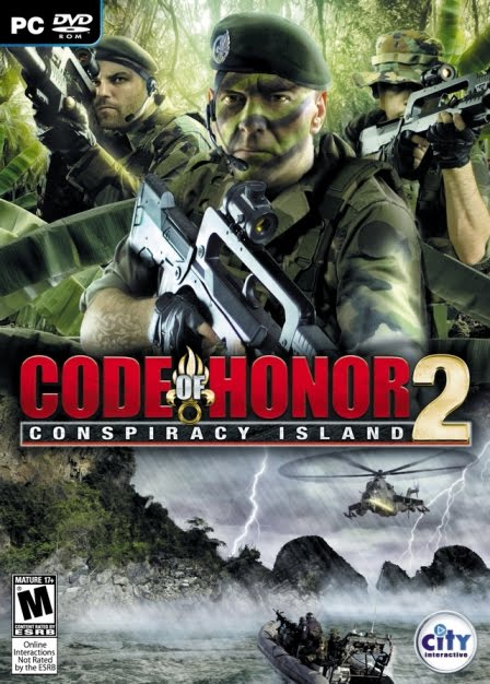Code Of Honor 2: Conspiracy Island PC-DVD (2008)