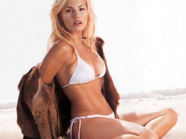 Bikini Wallpaper Elisha Cuthbert