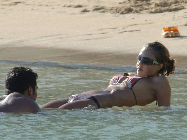 Hot Photo Jessica Alba and Boyfriend