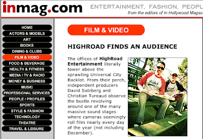 Highroad Entertainment Www Highroadent Com