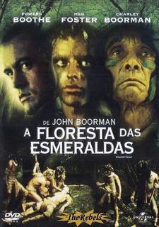 Filme A Floresta Das Esmeraldas   Dublado