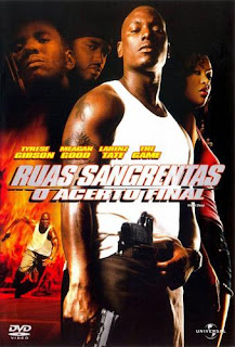 Ruas Sangrentas: O Acerto Final  Download Filme