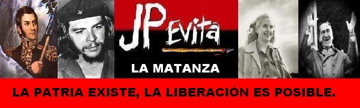 JP EVITA MATANZA
