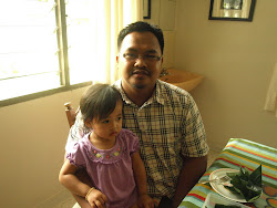 With Ayah @ Raub