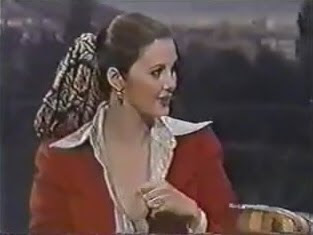 Lynda Carter Johnny Carson 1976 02 25 Celebs On TV