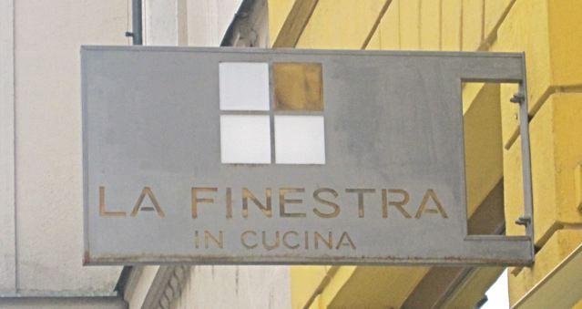 Czech Please: La Finestra in Cucina