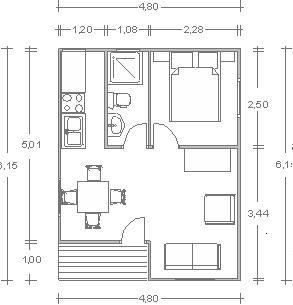 Planos casas de madera prefabricadas pictures - Planos casas de madera ...
