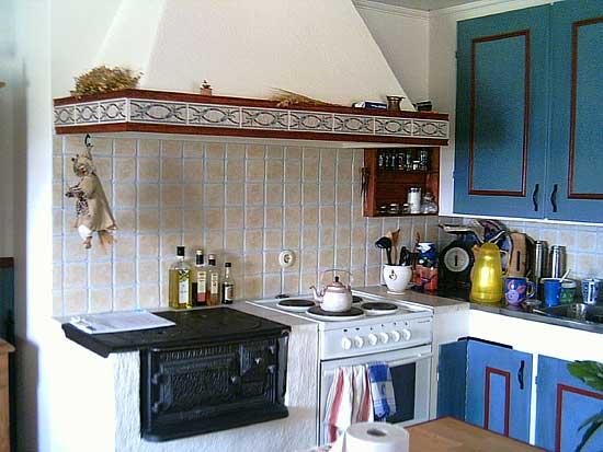 Decoracion Cocinas Rusticas Antiguas ~ Fotos y Dise?o Cocinas Cocina como sueca
