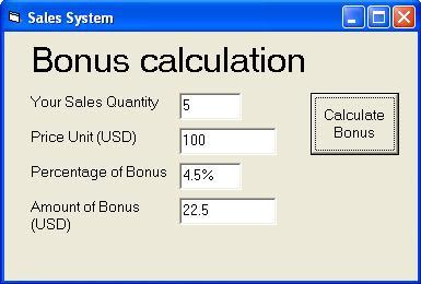 Select Case End Select VB6 Sample Program