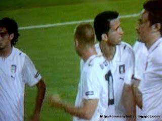 Euro 2008: Italian Players:toomanyballs