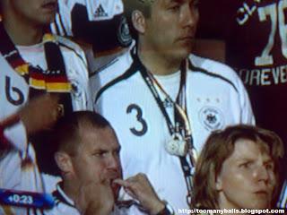German Fans : Euro 2008