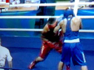 Beijing Olympics : Sergiy Derevyanchenknko vs Wang Jiangzeng