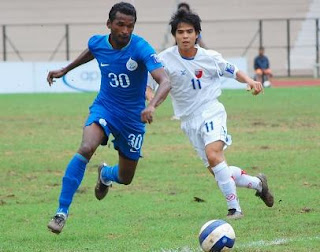 AFC Chellenge Cup 2008 : Climax Lawrance
