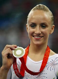 Nastia Liukin : Beijing Olympics