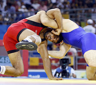 Sushil Kumar VS Albert Batyrov