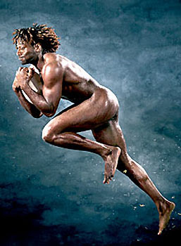 Paul Sackey Nude
