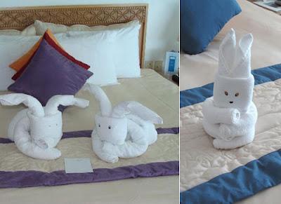 துவாய் சிற்பங்கள்  Cool+animal+towel+sculpture8