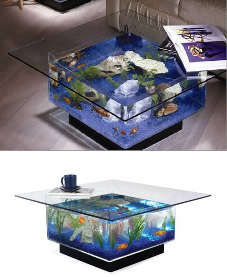 Coolpics 12 Cool Coffee Tables