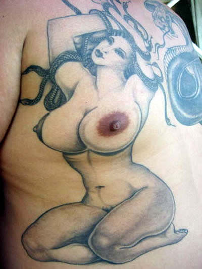 The final step in breast reconstruction is often 10 Hilarious Nipple Tattoos