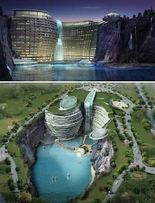 Waterworld Hotel, China � an