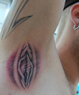 12 Armpit Tattoos
